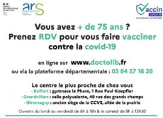 thumbnail of Affiche vaccination doctolib